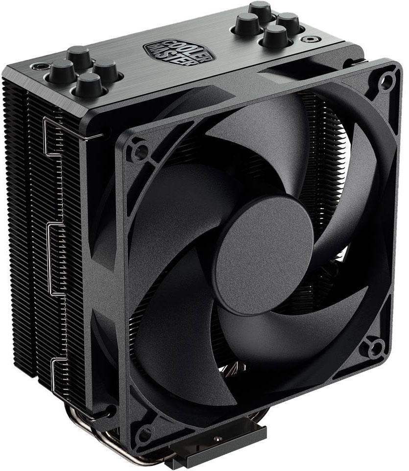 Photo of Hyper 212 CPU fan