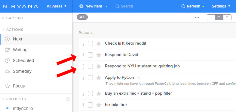 Chat settings in Gmail