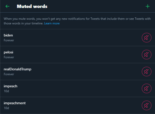 Twitter's trending topics