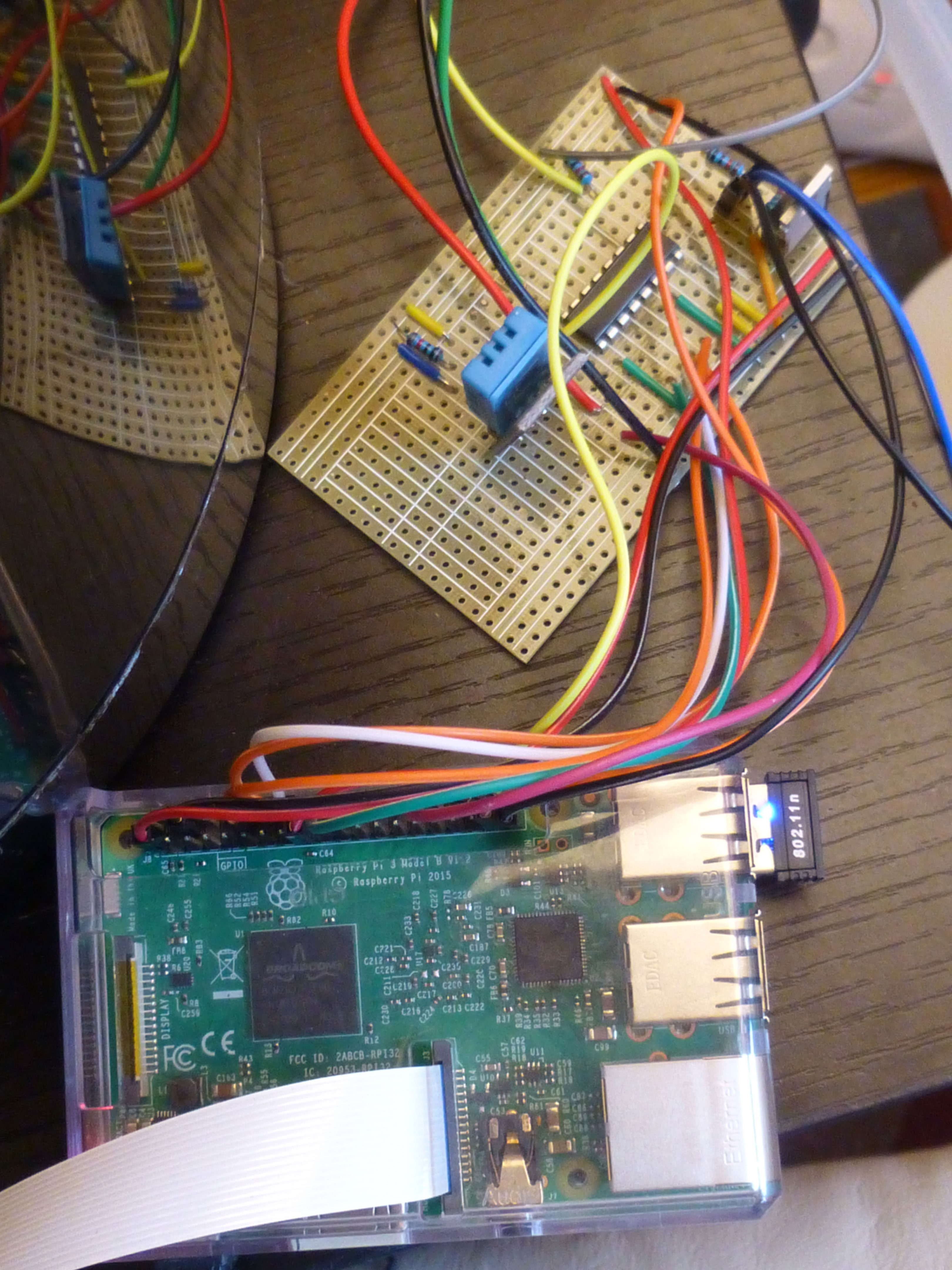 GreenPiThumb electronics