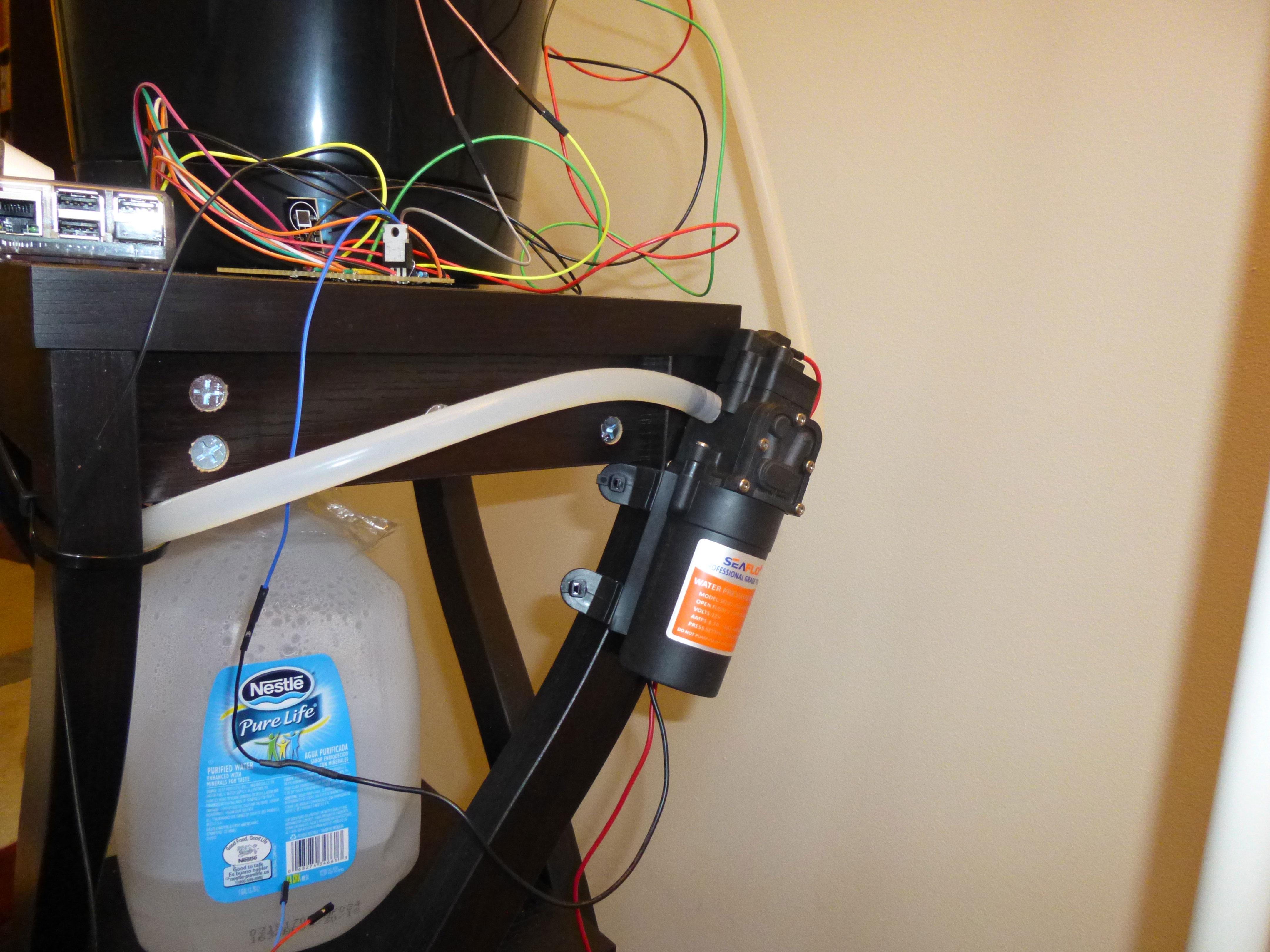 GreenPiThumb pump