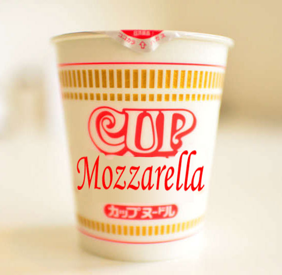Picture of Cup Mozzarella product