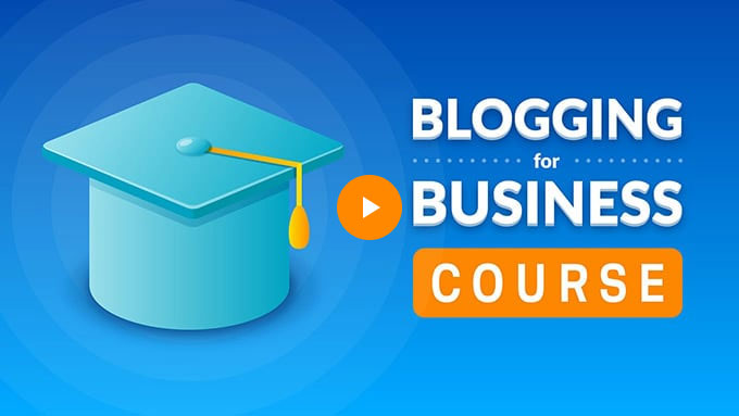 Cover image for Ahrefs' Blogging for Business Course