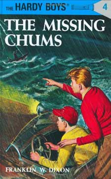 Hardy Boys cover