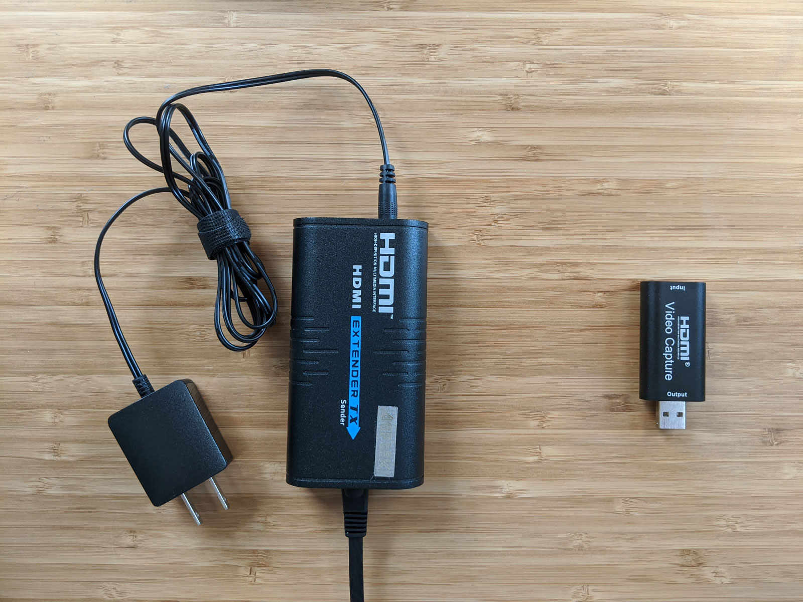 Comparison of Lenkeng LKV373A with HDMI dongle