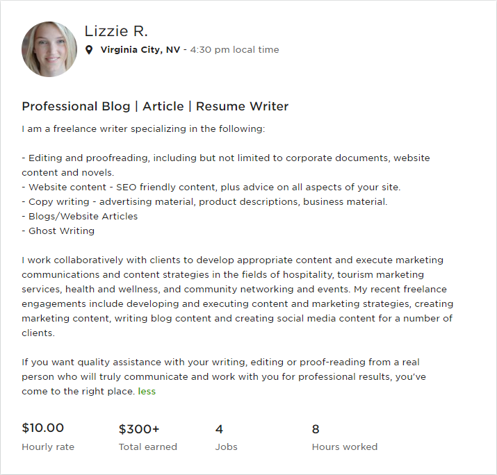 How To Get Your First Freelance Writing Gig on microgigsite.com and upwork